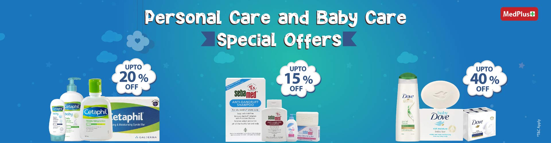 Personal and Baby Care