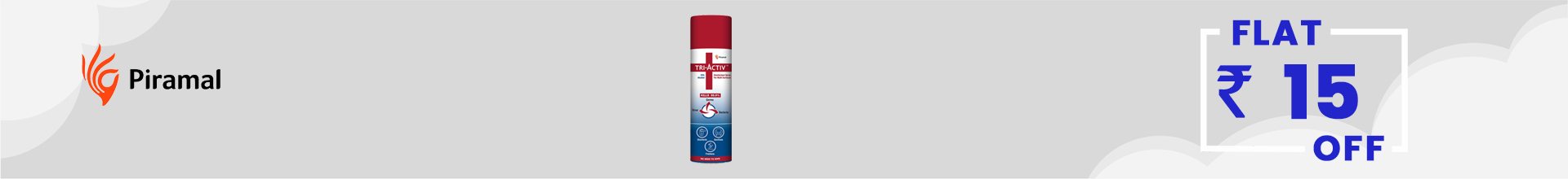 TRI_0015[TRI ACTIV DISINFECTANT SPRAY FOR MULTI SURFACES 230ML]