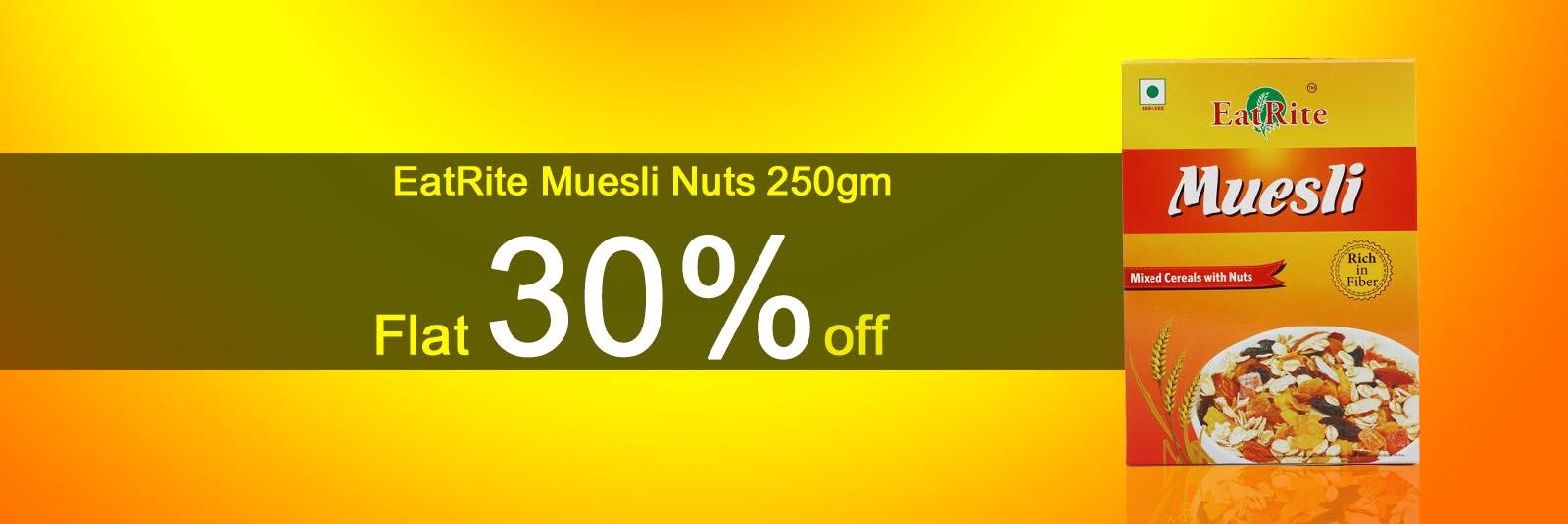 Muesli Nuts