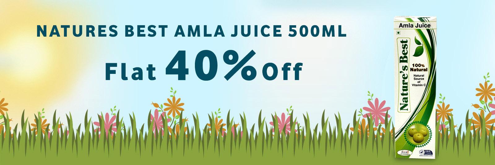 Natures Best Amla Juice