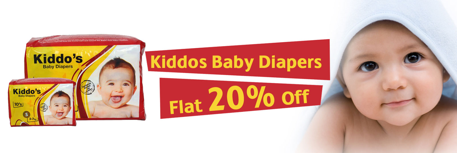 Kiddos Baby Diapers