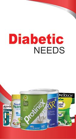 Diabetic Needs