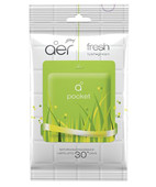 AER POCKET BATHROOM FRAGRANCE FRESH LUSH GREEN 10GM