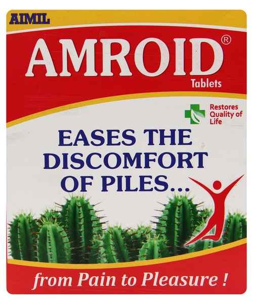 AMROID CAP