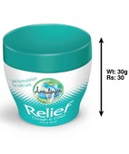 AMRUTANJAN RELIEF COLD RUB 30 GM