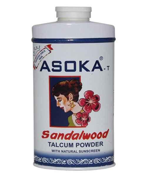 ASOKA SANDALWOOD TALC 70GM