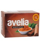 AVELIA SANDAL TURMERIC SOAP 75GM