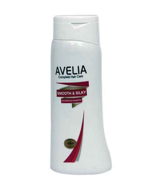 AVELIA SMOOTH & SILKY SHAMPOO 200ML