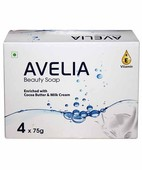 AVELIA BEAUTY SOAP 4X75GM