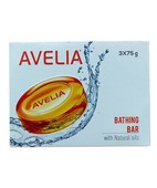 AVELIA BATHING BAR 3X75GM