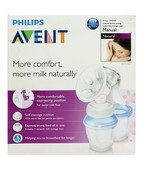 AVENT BREAST PUMP MANUAL DEVICE
