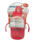 AVENT SPOUT CUP DECO 260ML 12M
