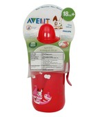 AVENT FAST FLOW SPOUT CUP DECO 18M 340ML