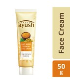 AYUSH ANTI MARKS TURMERIC FACE CREAM 50GM