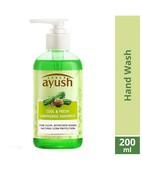 AYUSH COOL&FRESH LEMON GRASS HANDWASH 200ML