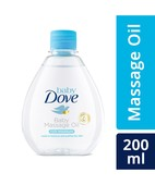 BABY DOVE BABY MASSAGE OIL 200ML