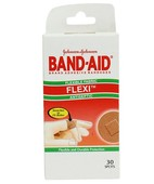 BANDAID FLEXI PATCHES 30S