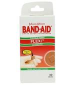 BANDAID FLEXI PATCHES 30S