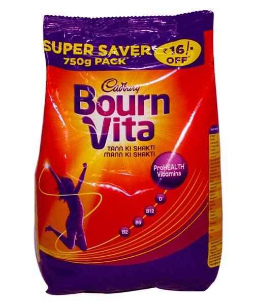 BOURNVITA POWDER REFILL PACK 750GM