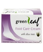 BRIHANS GREEN LEAF FOOT CARE CREAM 50GM