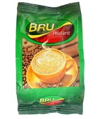 BRU INSTANT COFFEE 100GM REFILL