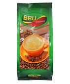 BRU INSTANT COFFEE 200GM POUCH