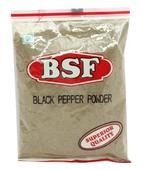 BSF BLACK PEPPER POWDER 100GM