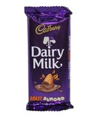 CADBURY DAIRY MILK SILK ROAST ALMOND 60GM