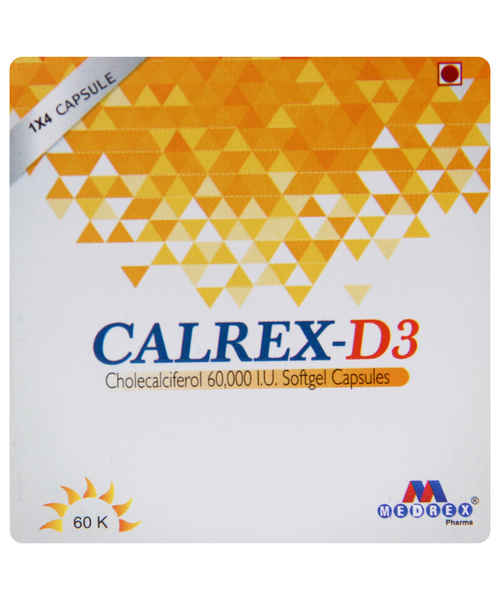CALREX D3 60K CAP