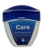 CARE WHITE PETROLEUM JELLY 25GM