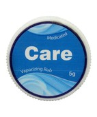 CARE VAPORIZING RUB 5GM