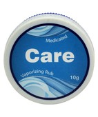 CARE VAPORIZING RUB 10GM