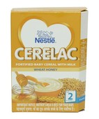 CERELAC STAGE 2 WHEAT HONEY 300GM