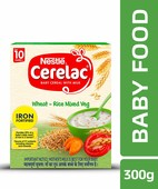 CERELAC STAGE 3 WHEAT RICE MIXED VEG 300 GM