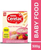 CERELAC STAGE 3 WHEAT RICE MIXED FRUIT 300 GM