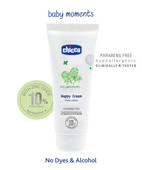 CHICCO BABY MOMENTS NAPPY CREAM PACK 100ML