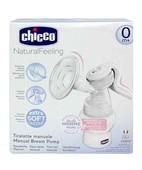 CHICCO NATURAL FEELING MANUAL BREAST PUMP 0M+