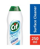 CIF CREAM SURFACE CLEANER 250ML