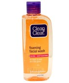 CLEAN & CLEAR FOAMING FACIAL WASH 50 ML