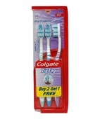 COLGATE ZIG ZAG B2G1 PROMO TOOTH BRUSH