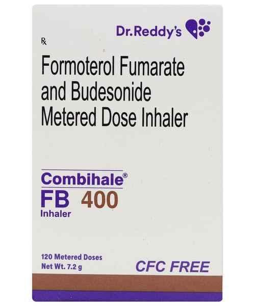 COMBIHALE FB 400MCG INHALER