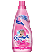 COMFORT FABRIC CONDITIONER PINK LILLY FRESH 800ML