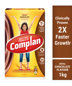 COMPLAN CHOCOLATE REFILL 1KG