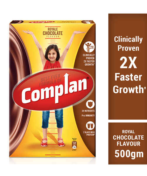 COMPLAN CHOCOLATE REFILL 500GM