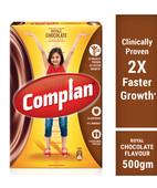 COMPLAN CHOCOLATE REFILL 500 GM
