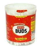 MEDPLUS COTTON BUDS 100PCS