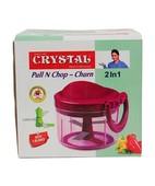CRYSTAL PULL & CHOP VEG CUTTER