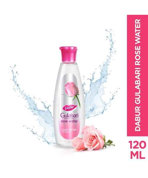 DABUR GULABARI ROSE WATER 120ML