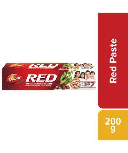 DABUR RED PASTE 200 GM
