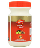 DABUR TRIPHALA CHURNA POWDER 120GM